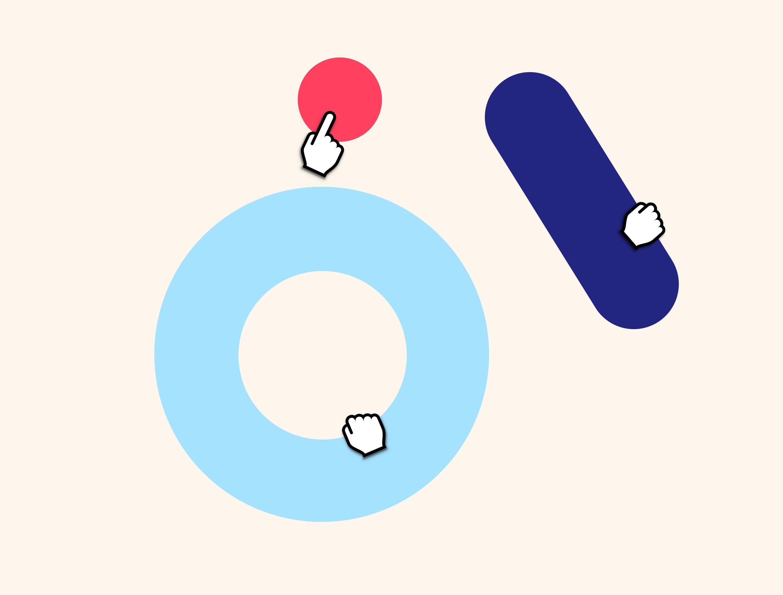 Illustration interactivity